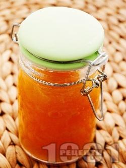 Сладко от портокали - снимка на рецептата